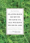 Plants Have So Much to Give Us, All We Have to Do Is Ask: Anishinaabe Botanical Teachings