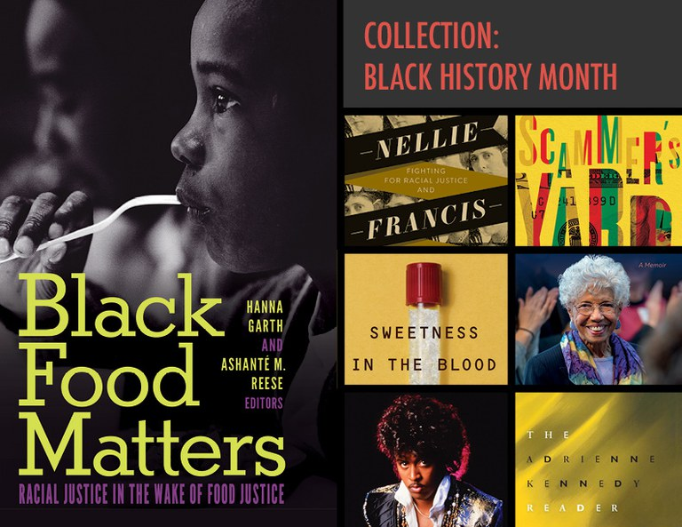 Book collection: Black History Month