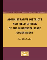 Administrative Districts and Field Offices of the Minnesota State Government