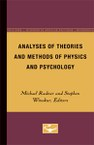 Analyses of Theories and Methods of Physics and Psychology