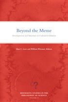 Beyond the Meme: Development and Structure in Cultural Evolution