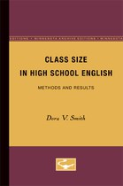 Class Size in High School English, Methods and Results