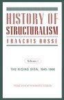 History of Structuralism I: Volume 1