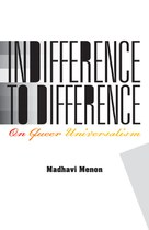 Indifference to Difference: On Queer Universalism