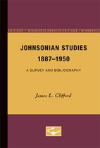 Johnsonian Studies, 1887-1950: A Survey and Bibliography