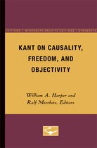 Kant on Causality, Freedom, and Objectivity