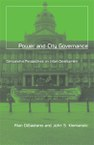 Power and City Governance: Comparative Perspectives on Urban Development