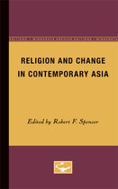 Religion and Change in Contemporary Asia