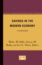 Savings in the Modern Economy: A Symposium