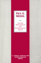 Selected Philosophical and Methodological Papers