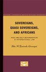 Sovereigns, Quasi Sovereigns, and Africans