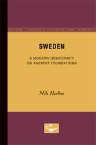 Sweden: A Modern Democracy on Ancient Foundations