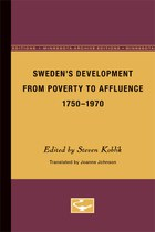 Sweden's Development From Poverty to Affluence, 1750-1970