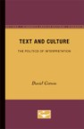 Text and Culture