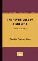 The Adventures of Lindamira: A Lady of Quality