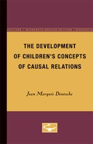 The Development of Children's Concepts of Causal Relations