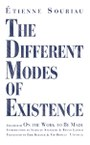 The Different Modes of Existence