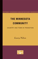 The Minnesota Community: Country and Town in Transition