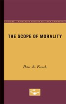 The Scope of Morality