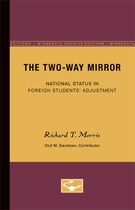 The Two-Way Mirror: National Status in Foreign Students' Adjustment
