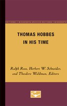 Thomas Hobbes in His Time
