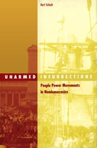 Unarmed Insurrections: People Power Movements in Nondemocracies