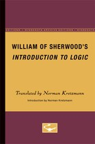 William of Sherwood's Introduction to Logic