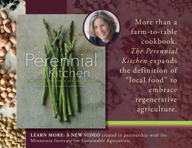 Recipes and resources connect thoughtfully grown, gathered, and prepared ingredients to a healthy future—for food, farming, and humankind