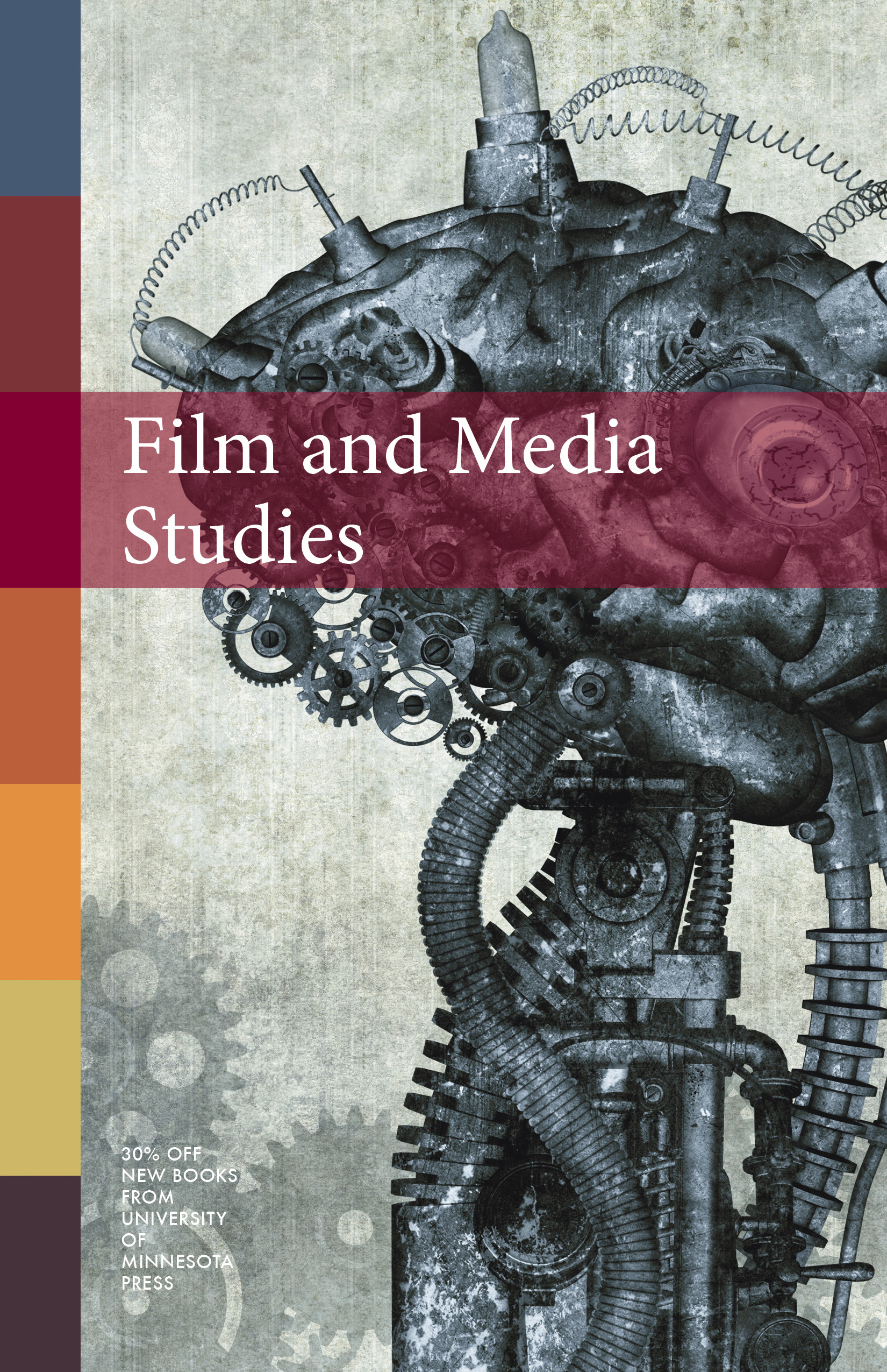 Cover for the University of Minnesota Press Film and Media Studies catalog.