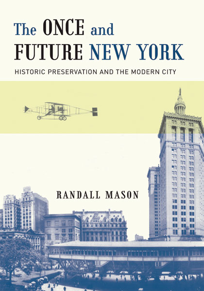 Award: The Once and Future New York