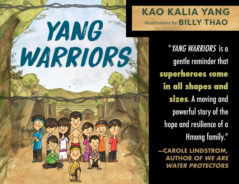 An inspiring tale of resourceful children confronting adversaries in a refugee camp.